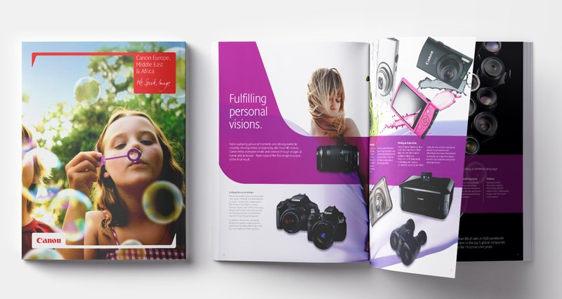 canon-marketing-comms-corporate-brochure-landscape