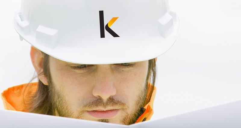 Kingsfield branding