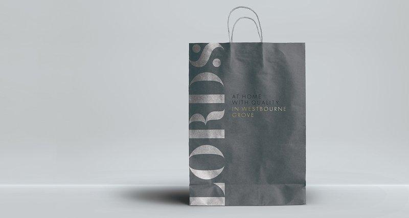 Lords Branding bag