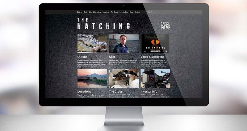 Sabre Films website