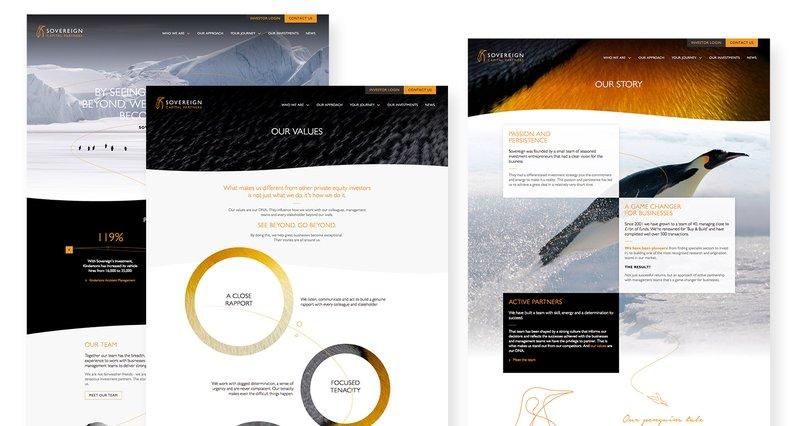 Sovereign Capital Website
