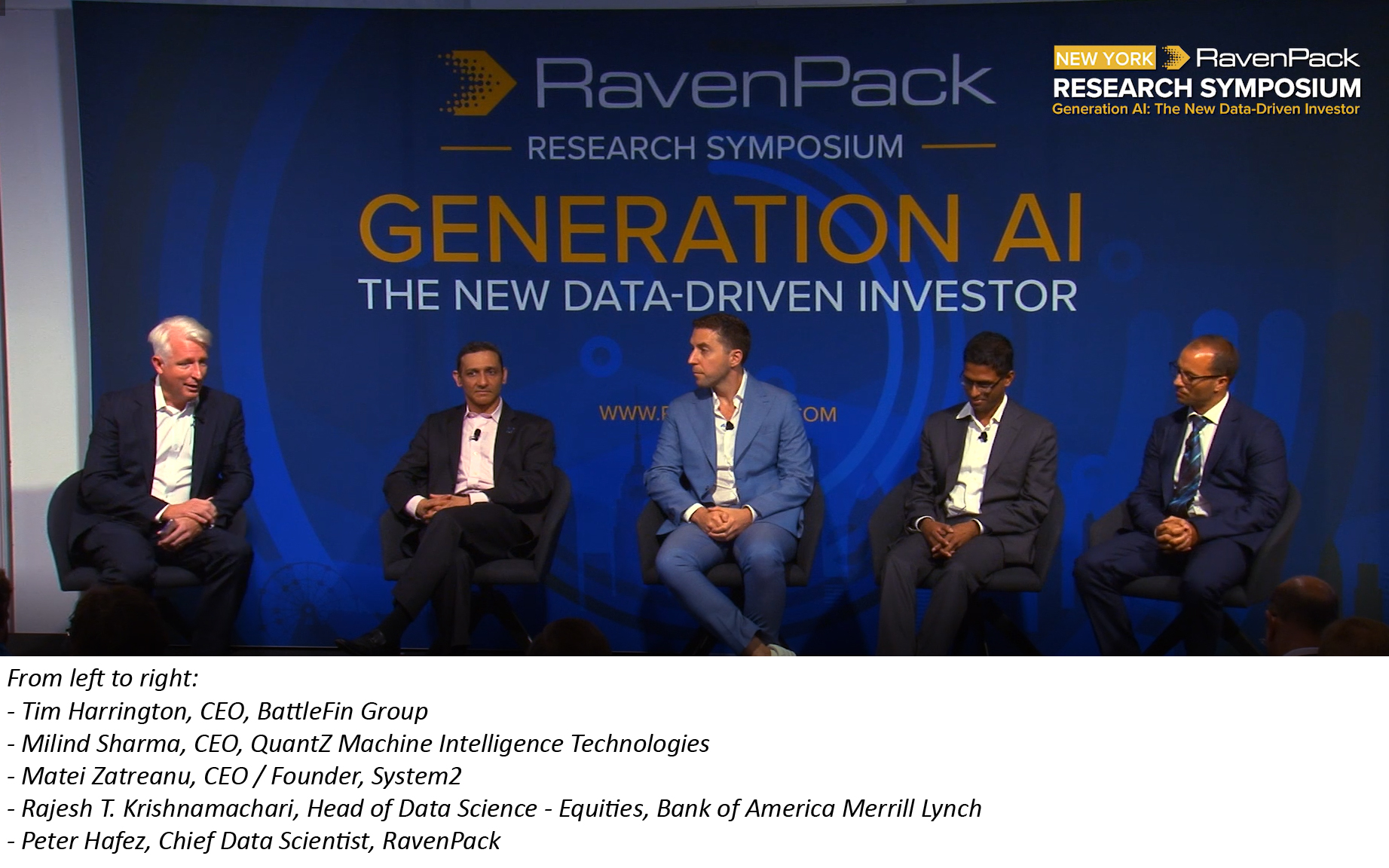 Access Full Video of Big Data, Big Impact: How Data is Reshaping the Modern Investor