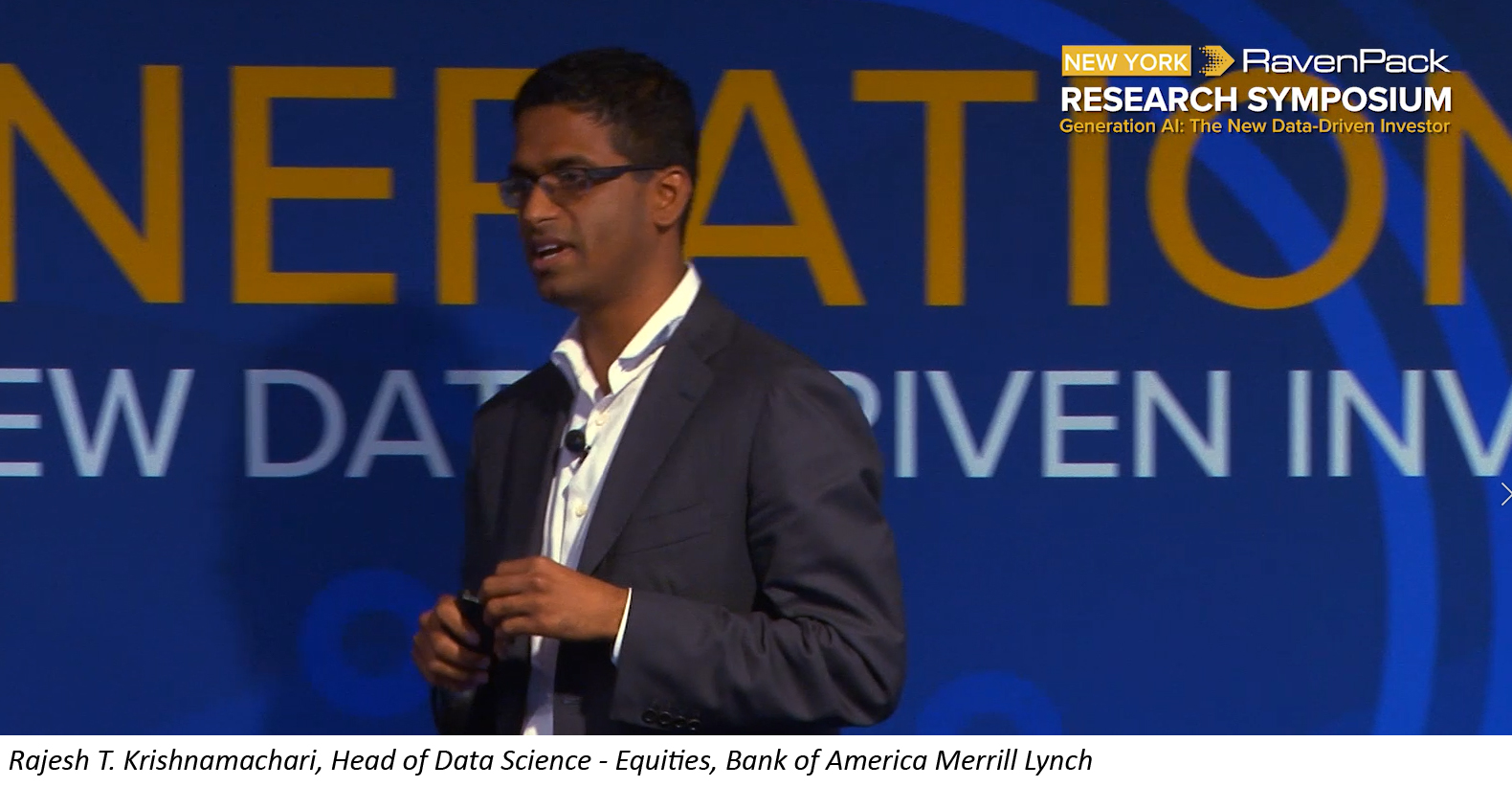 Access Full Video of Big Data and Machine Learning in Investing