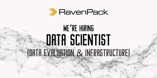 Hiring Data Scientist (Data Evaluation & Infrastructure)