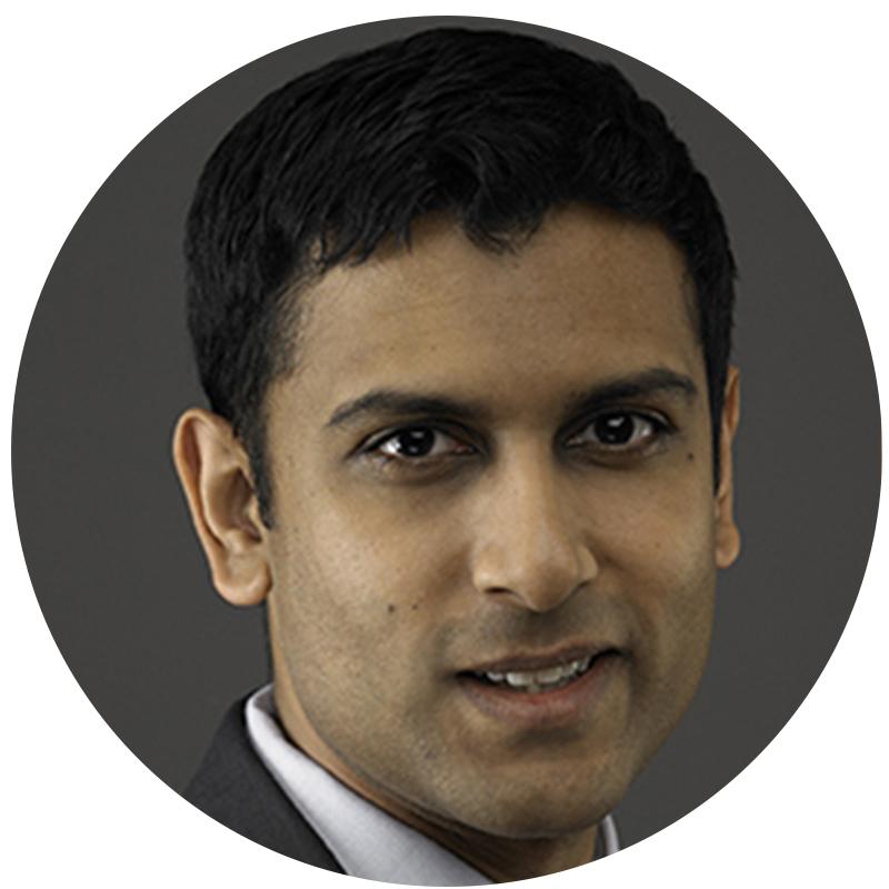 Dr. Ronnie Shah