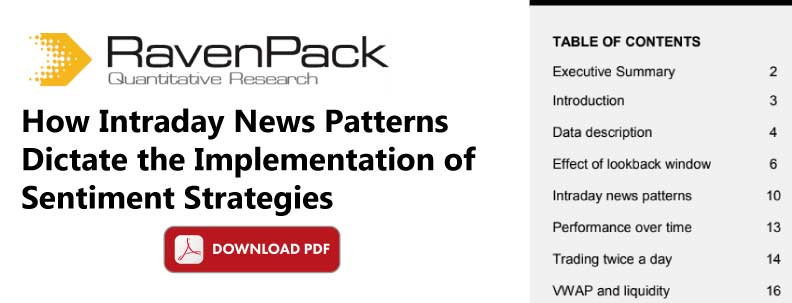News Patterns white paper to download