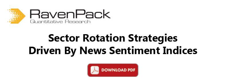 Sector Rotation Strategies