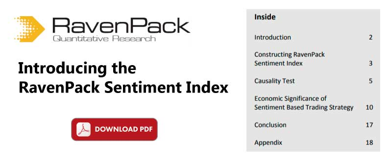 Sentiment Index