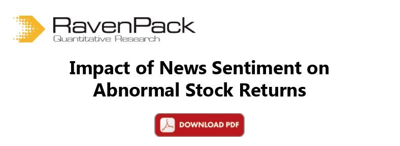 Abnormal Stock Return