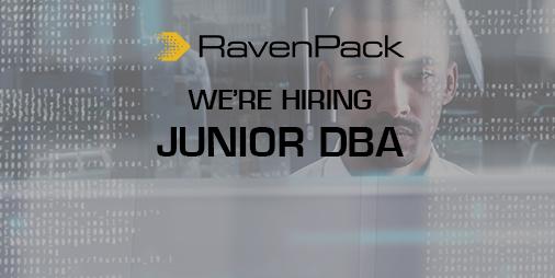 Junior Database Administrator