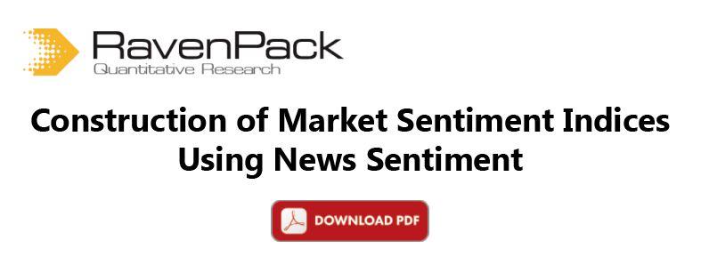 Market Sentiment Indices