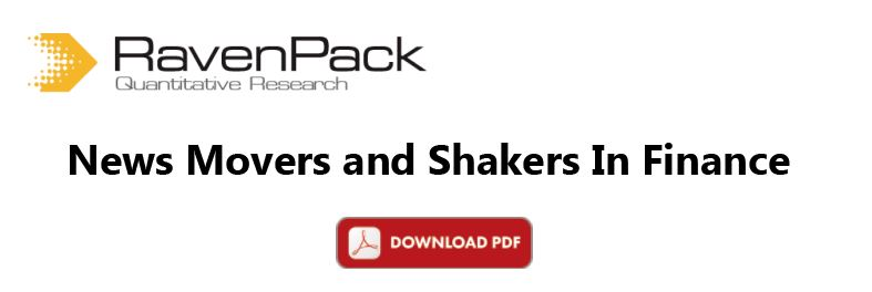 Shakers In Finance