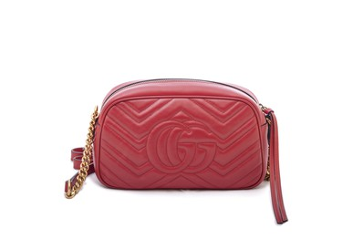 Bolsa Marmont Matelassê Gucci