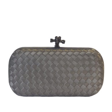 Clutch Braid Silver Basic Collection