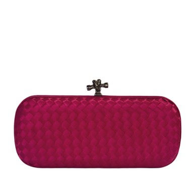 Clutch Knot Magenta Basic Collection