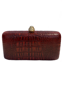 Clutch Leila Red