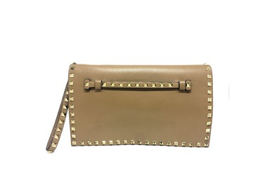 Clutch New Rockstud Valentino