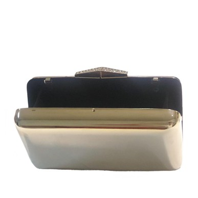 Clutch Saab Silver Cristal Basic Collection