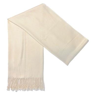 Pashmina Off White Basic Collection