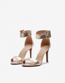 Sandália Lust Dourado