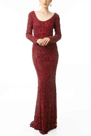 Vestido Albertazzi Fernanda Nabhan