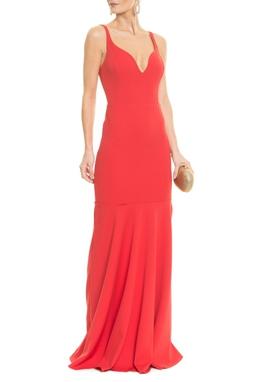 Vestido Aline Red