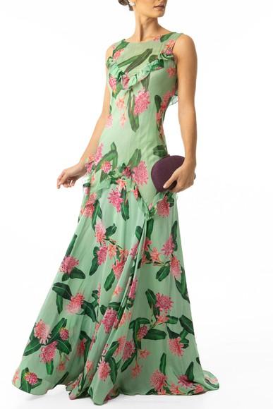 Vestido Amazon Isolda