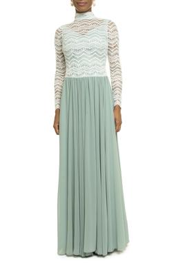 Vestido Amena White