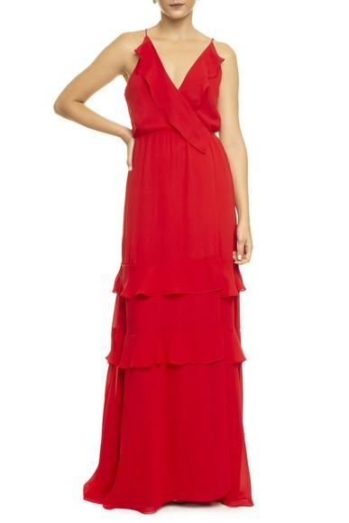 Vestido Analiz Red Jodri