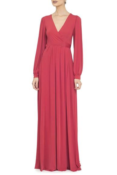 Vestido Andromeda Red Anamaria Couture