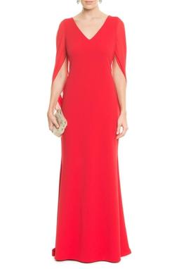 Vestido Anelise Red