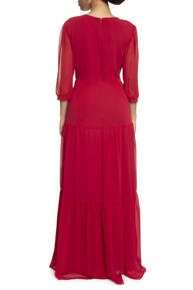 Vestido Aruana Basic Collection
