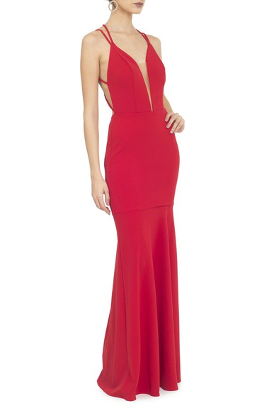 Vestido Astapor Red Basic Collection
