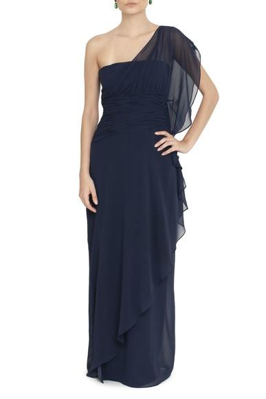 Vestido Athena Ralph Lauren