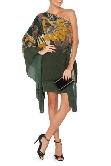Vestido Ayabacas Adriana Barra