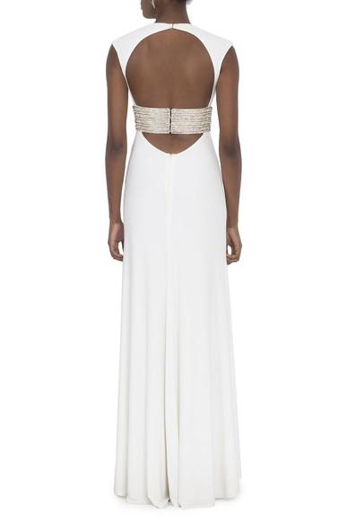 Vestido Beani White Mares