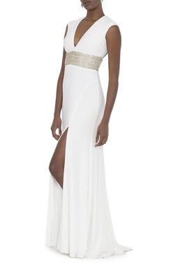 Vestido Beani White
