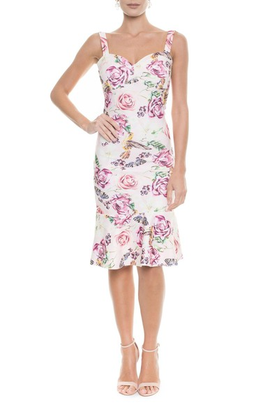 Vestido Bellini Rose Jodri