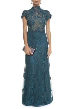 Vestido Belmonte Green