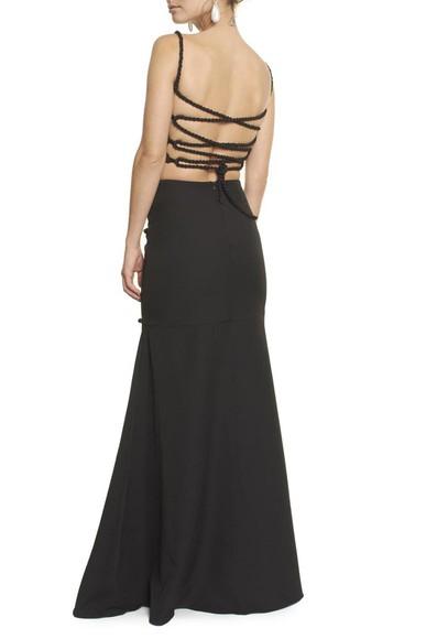 Vestido Biana Black NX Atelie