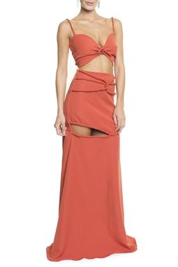Vestido Biana Red