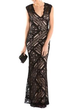 Vestido Black Lace