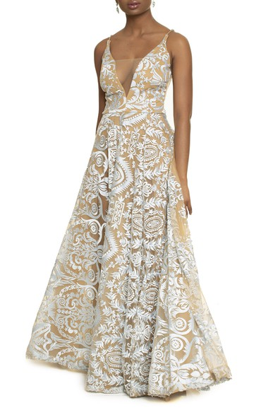 Vestido Blon Basic Collection