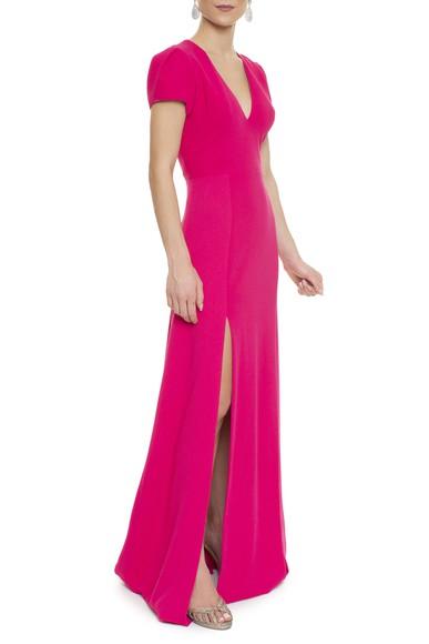 Vestido Bray Pink Marcelo Quadros