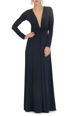 Vestido Breeze Dark Blue