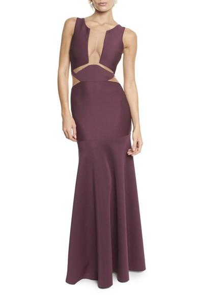 Vestido Cacau Purpura Jodri