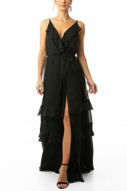 Vestido Callie Black