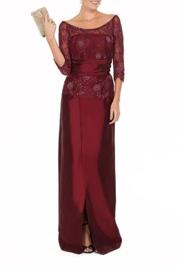 Vestido Caroa