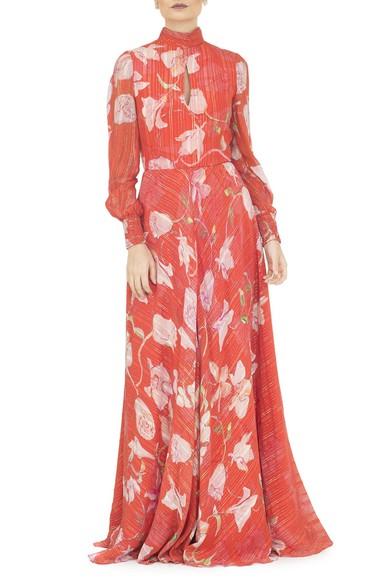 Vestido Cersei Red Kika Simonsen