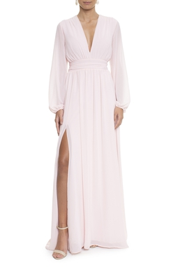 Vestido Charm Rosa